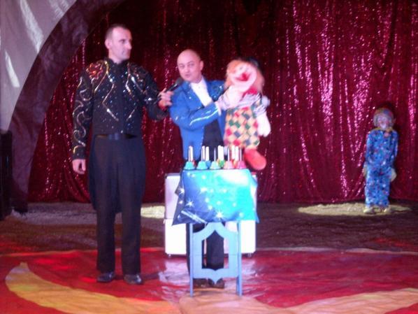 Au Cirque !