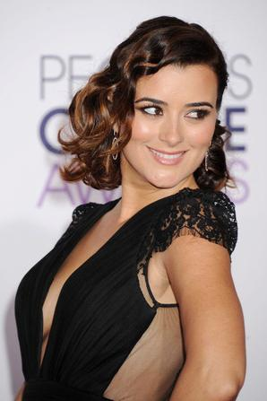 Cote de Pablo at People's Choice Awards