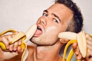 Il aime les bananes moi aussi lol