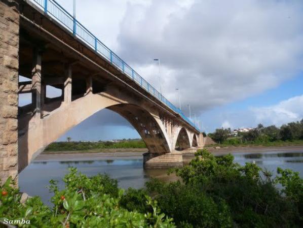 Bridge ou la vallée du Printemps d'azemmour
