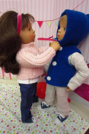 """EN ÉCHO À """"barbiecatetsesdolls""""..."""