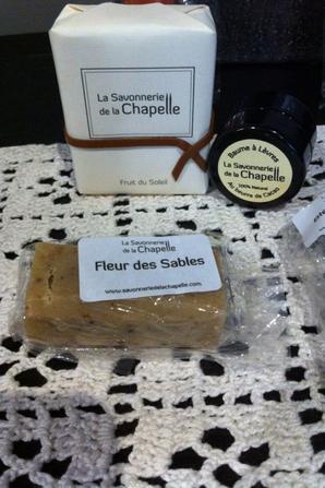 La savonnerie de la Chapelle