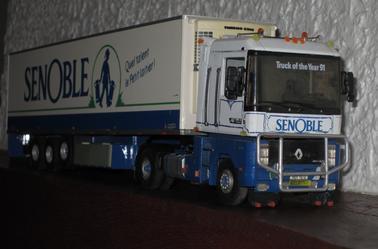 renault magnum AE 500 frigo SENOBLE