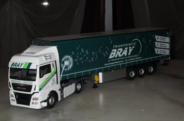 MAN TRANSPORTS BRAY