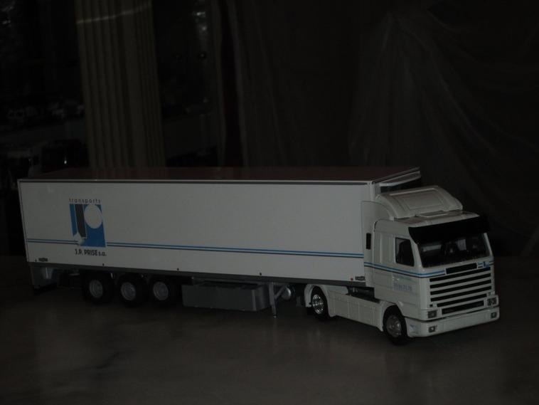 SCANIA TRANSPORTS PRISE