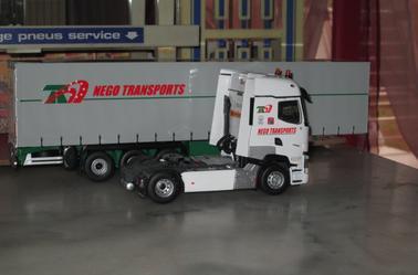renault T 520 semi tautliner nego transports