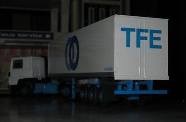 renault R 310 frigo TFE