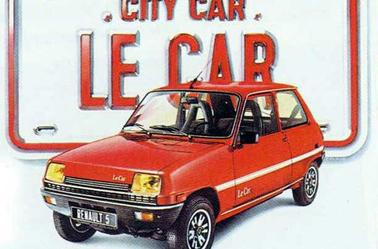 LE CAR AMERICAIN