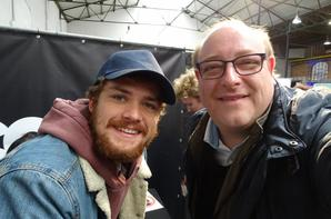 SPECIAL GAME OF THRONES : TOM WLASHIHA ET FINN JONES !