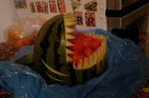 Requin pastèque !
