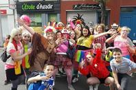 """Carnaval de Bethune ^^ avec le groupe """" Enfance Vaillance """""""