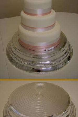 Présentoir pour wedding cake