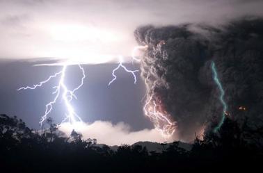 La Nature est en colère !!!