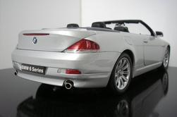BMW 645 CI convertible Kyosho 1/18