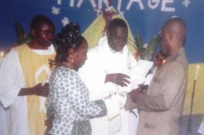 Mariage OKOUANGO Léontine Irène et OKONGO Clément Emmery Patrick