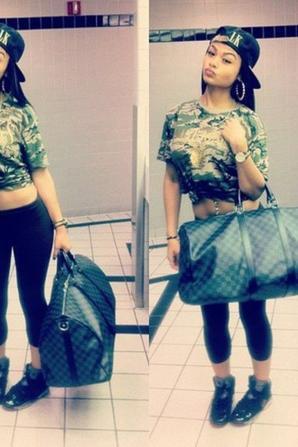 India Westbrooks & la mode