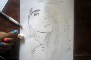 C'est moi qui a dessiner encore MaGl ♥♥