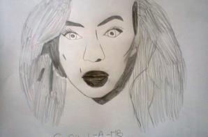 J'ai dessiner Queen Be
