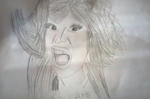 J'ai dessiner Nicki Minaj♥