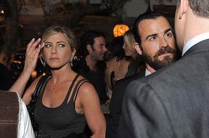Jennifer Aniston et Justin Theroux: Jason Sudeiskis Party