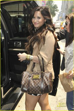 Demi Lovato: Mahnatan Meeting