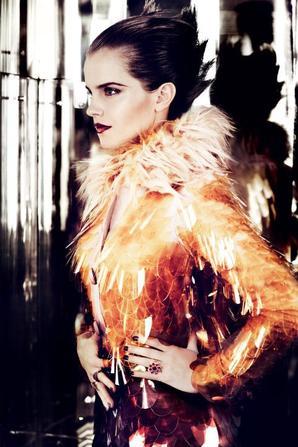 "Emma Watson for ""Vogue"" July 2011"
