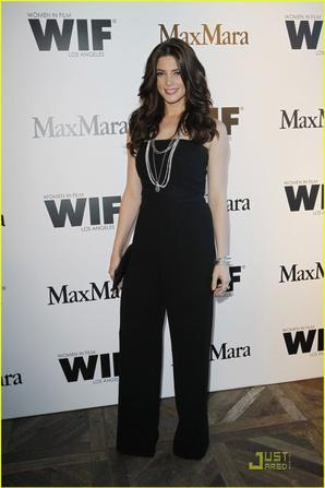 Ashley Greene Goes To The Max!