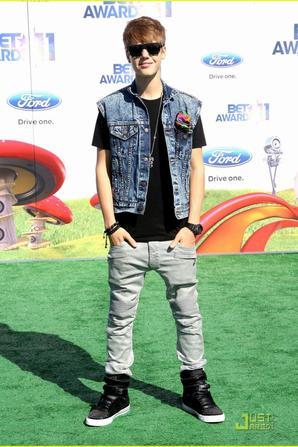 Justin Bieber: BET Awards 2011