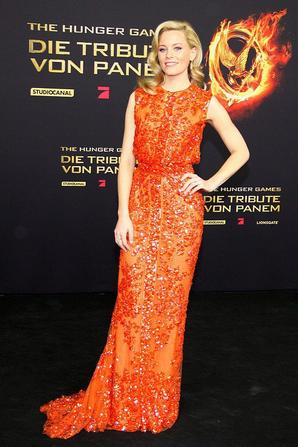 """Hunger Games"" Premiere on Germany"