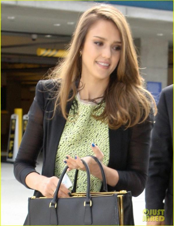 Jessica Alba: Young Presidents Organization Speaker