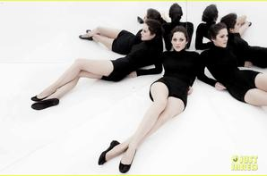 Marion Cotillard Covers 'The Hollywood Reporter'