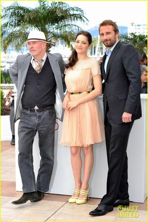 Marion Cotillard: 'Rust & Bone' Photo Call in Cannes!