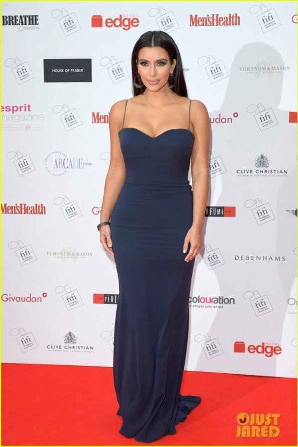 Kanye West & Kim Kardashian: FiFi Fragrance Awards!