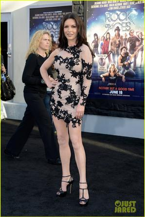 'Rock of Ages' Premiere!