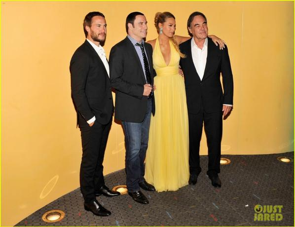 """Blake Lively """"Savages"""" Premiere"""