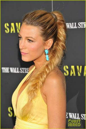 "Blake Lively ""Savages"" Premiere"
