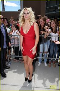 Britney Spears & Demi Lovato: 'X Factor' Rhode Island Auditions!
