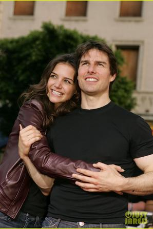 Best Pictures of Katie Holmes & Tom Cruise