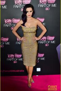 Katy Perry: 'Part Of Me' Sydney Premiere!