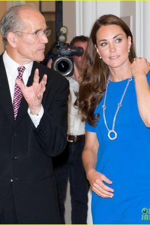 Duchess Kate: Aiming High Exhibit!