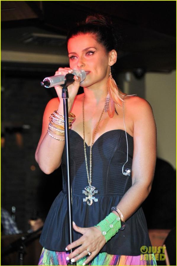 Nelly Furtado: 'Self' Rock the Summer Party!