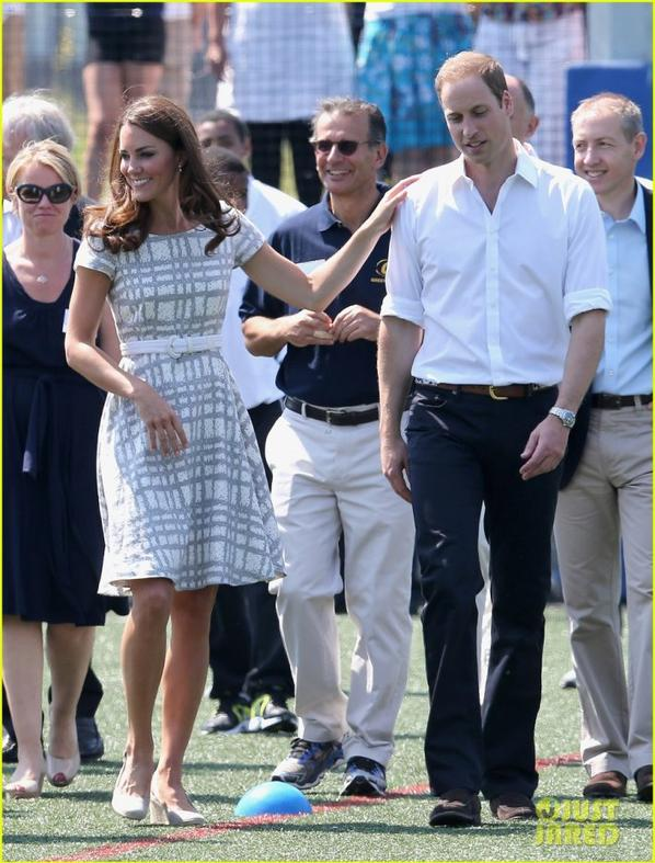 Duchess Kate: Ping Pong for Charity
