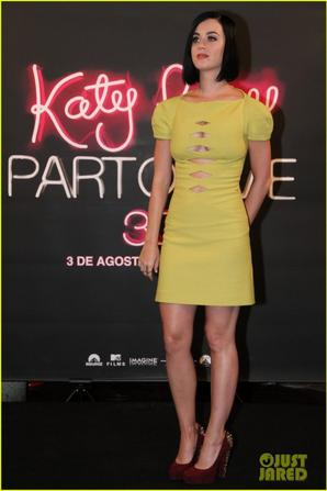 Katy Perry: 'Part of Me' Rio Photo Call!