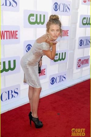 AnnaLynne McCord: TCA Summer Party 2012!