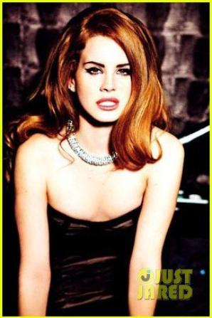 Lana Del Rey: 'Vogue Italia' Fashion Photo Shoot!