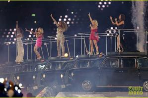 The Spice Girls: Olympics Closing Ceremony