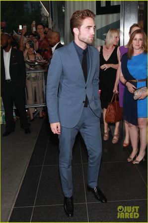 Robert Pattinson: 'Cosmopolis' Premiere