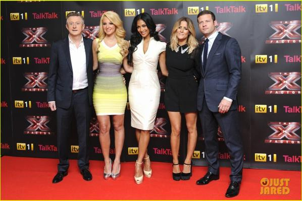 Nicole Scherzinger: 'X Factor UK' Press Conference!