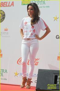 Eva Longoria: Global Gift Gala Weekend in Marbella!