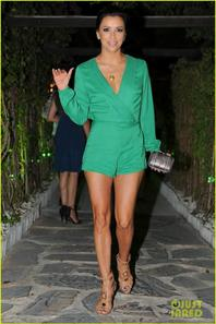 Eva Longoria: Global Gift Gala Weekend in Marbella!